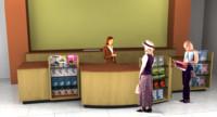 store service desk 3ds
