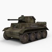 3d mkv2 tank