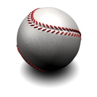 lightwave baseball stitching