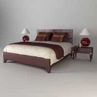 3ds max bedar bed