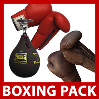 old boxing gloves new 3ds