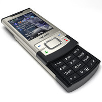 3d nokia 6500 slide mobile phone