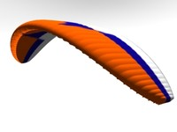 paraglider canopy max