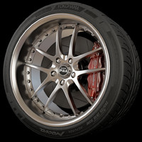 PIAA Super Rozza Wheel