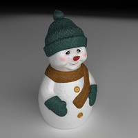 christmas snowman max