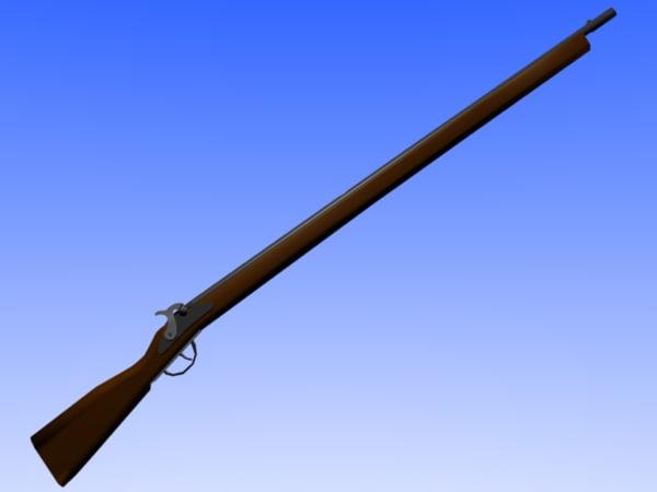 Rifle Gun Civil War Civil War Rifle Musket