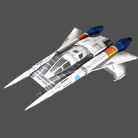 buck rogers starfighter max
