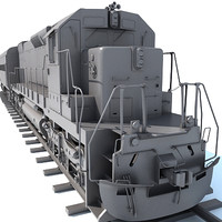Train with Wagon - Updated