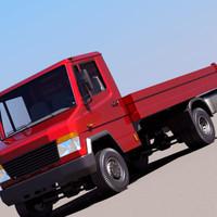 European Utility Truck