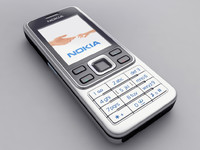 nokia 6300 3d model