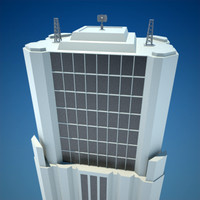 skyscraper 8 vol 1 3d 3ds