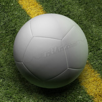 ball pentagonal sport 3d 3ds