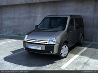 3d model tourneo transit
