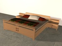 maya bed tables