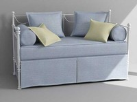 3ds max daybed