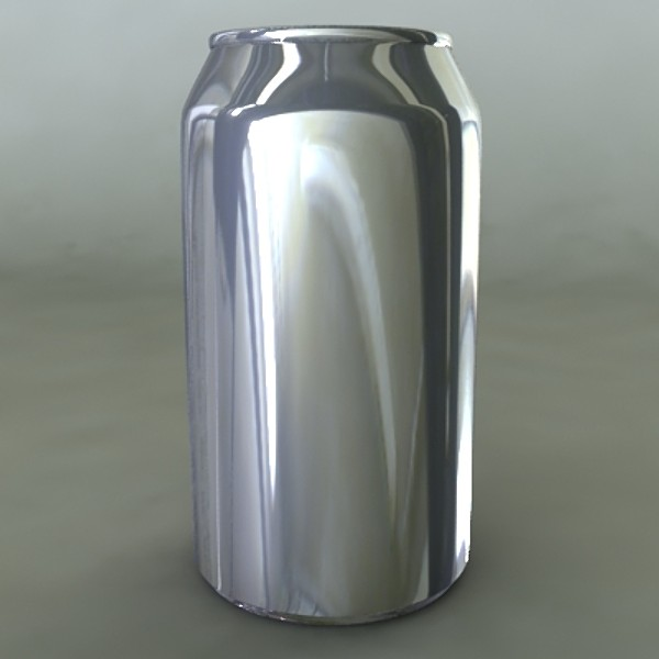 3ds blank soft drink - Blank Soft Drink Can... by xile2005