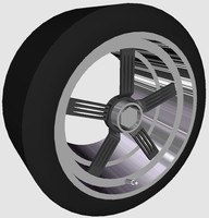 free obj model xt shredline magnum