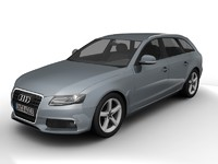 lightwave 2008 audi a4