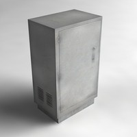 Street Utility Box