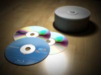 compact discs 3d 3ds