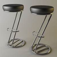 3ds italian bar stool