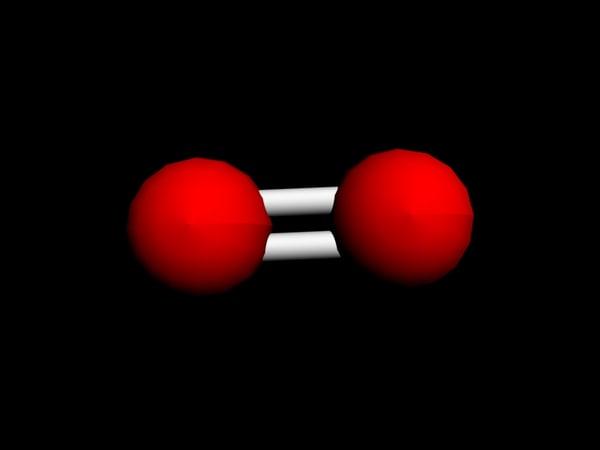 diatomic hydrogen nitrogen 3d model
