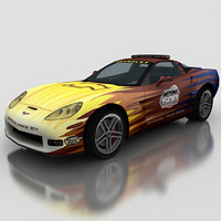 Official Pace Car Daytona 500 - ZO6