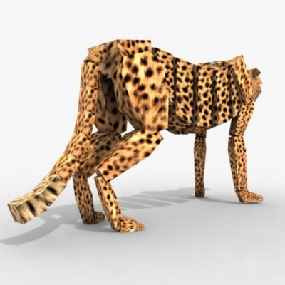 Cheetah_Model.rar