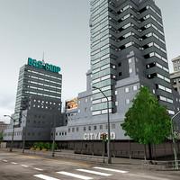 city module 3d max