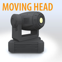 Stage light - moving head