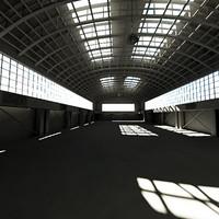 hangar 3d 3ds