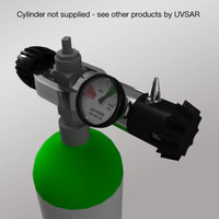 3d medical oxygen regulator