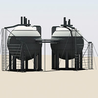 lightwave industrial silo tank
