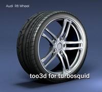 3d 5 wheels