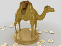 3ds toy camel