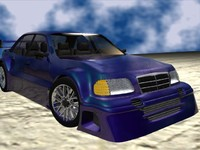 mercedes-c200-rasing body kit.zip