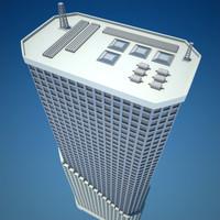 3d skyscraper 8 vol 1 model