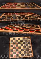 checkers board lwo