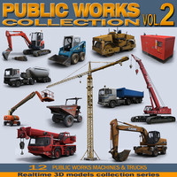 realtime public works vol 2 3d model