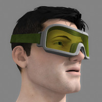 Goggles - Ski or Ballistic Protection