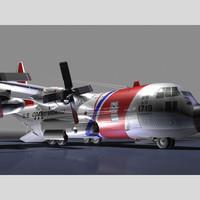 3d model hc 130