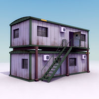 3ds portacabin buildings
