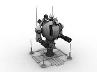 Sentinel/Turret