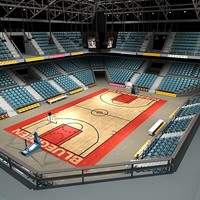 MultiCourt Basketball Arena II