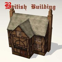 old british building lwo