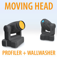 Moving head collection