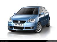 3d car sport model