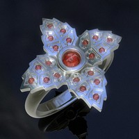 3ds max ring jewelry