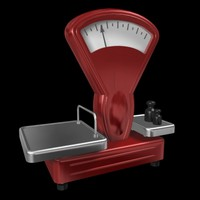 maya shopping scales
