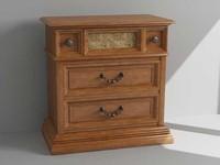 dresser cabinet 3d max